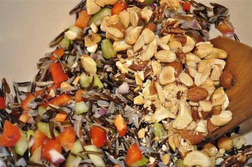 wild rice salad 9