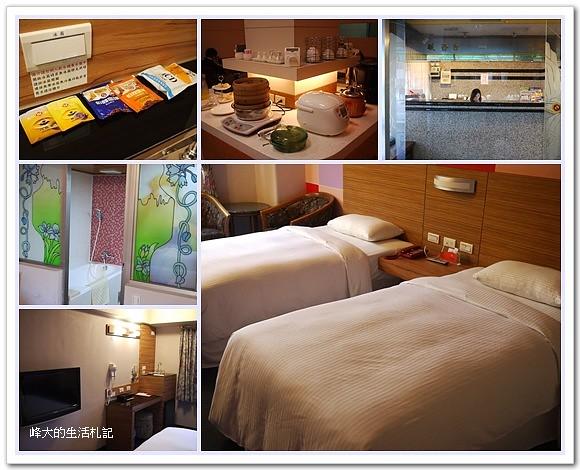 [台南‧中西區]物美價廉的好選擇‧英代大飯店@ 峰大的生活札記