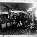 Captain Cook crew c1905