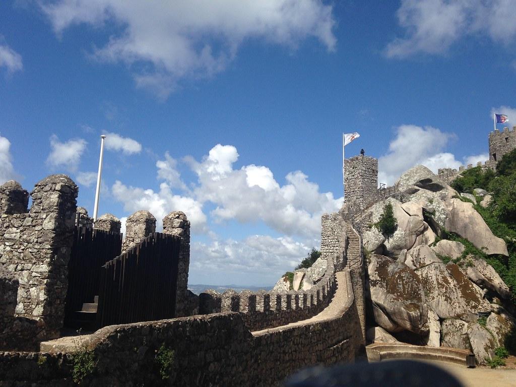 Castelo dos Mouros, Portugal