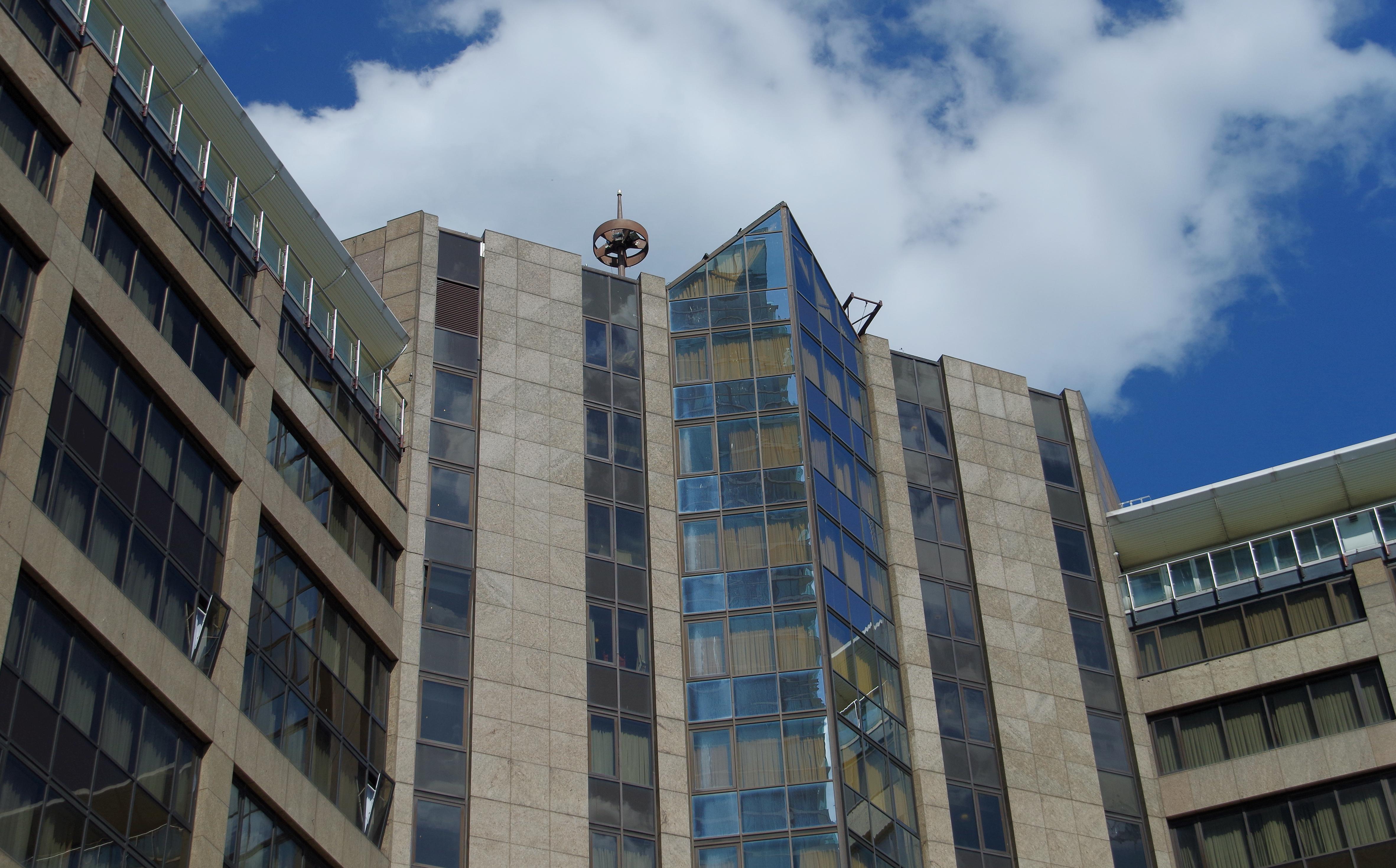 International Britannia Hotel Suite Room Compared To Executive