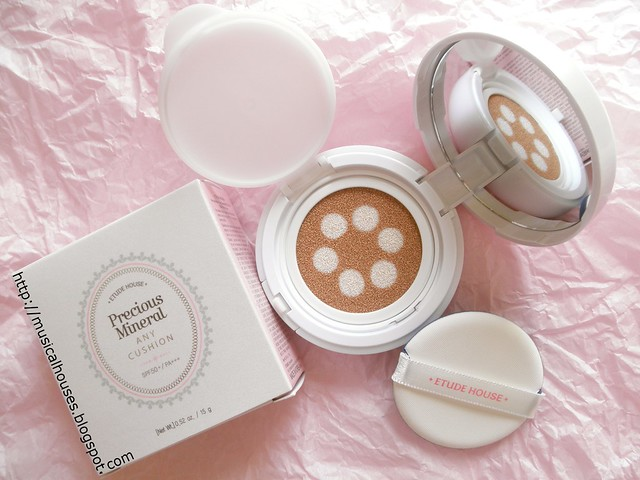 Etude House Any Cushion Pearl Aura 2