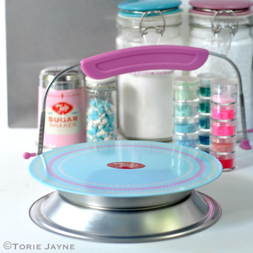 Tala icing turntable