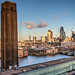 London from the Tate by CdL Creative