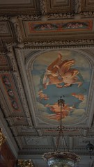 The amazing ceilings of Fatima Haider's Palace