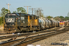 NS 6601 | EMD SD60 | UP Memphis Subdivision
