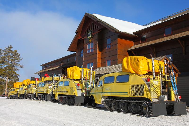 IMG_1449 Old Faithful Snow Lodge, Yellowstone National Park