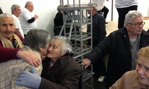 Encontro de Antigos Trabalhadores da Companhia das Minas de Carvão de São Pedro da Cova