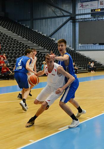 Grande Finale Fribourg Académie U16m -  Swiss Central Basket 40