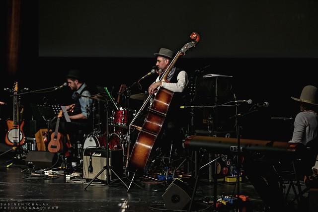 [Hörspiel in Concert mit Bela B, Peta Devlin und Stefan Kaminski- 26.03.2017 / Schauspielhaus Bochum]