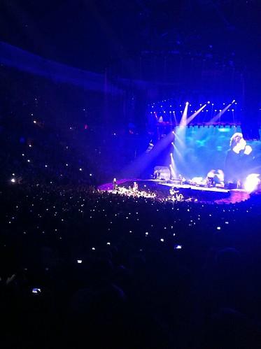 Rolling Stones @ The Honda Center 5/18/13