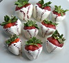Baseball Strawberries
