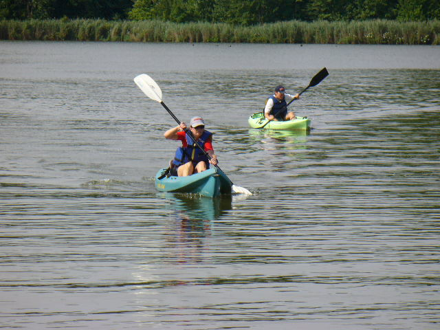 Lums Pond Adventure Race 2010