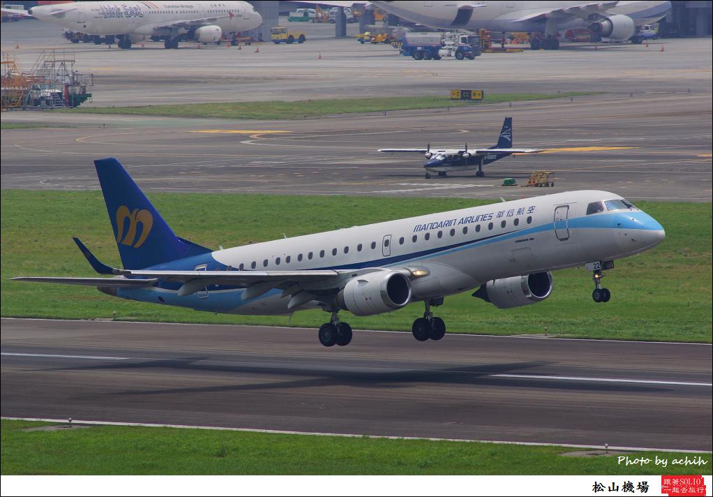 Mandarin Airlines B-16822-006