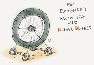 Wheel wheels