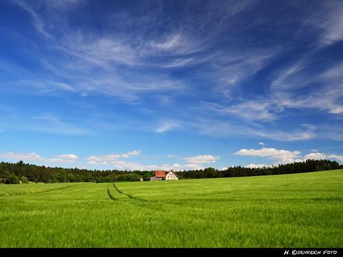 old sky house stone clouds barn bayern bavaria nikon alt farm hans wiese himmel wolken upper bauernhof oberpfalz acker baviera scheune bruchstein palatinate abigfave schmidmühlen weiherhof eisenreich deglhof degelhof steinscheune