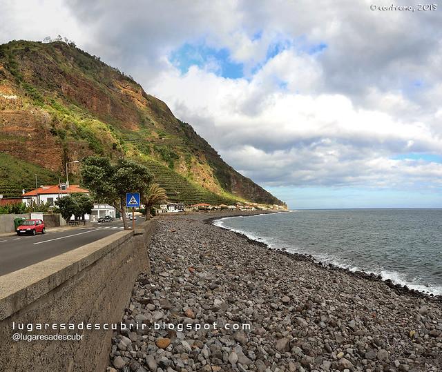 Praia do Jardim do Mar (Calheta, Madeira)