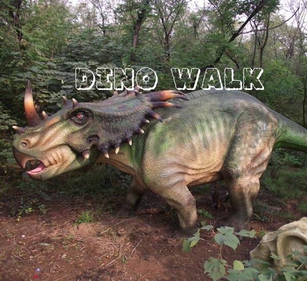 Lifelike Dinosaur Equipment