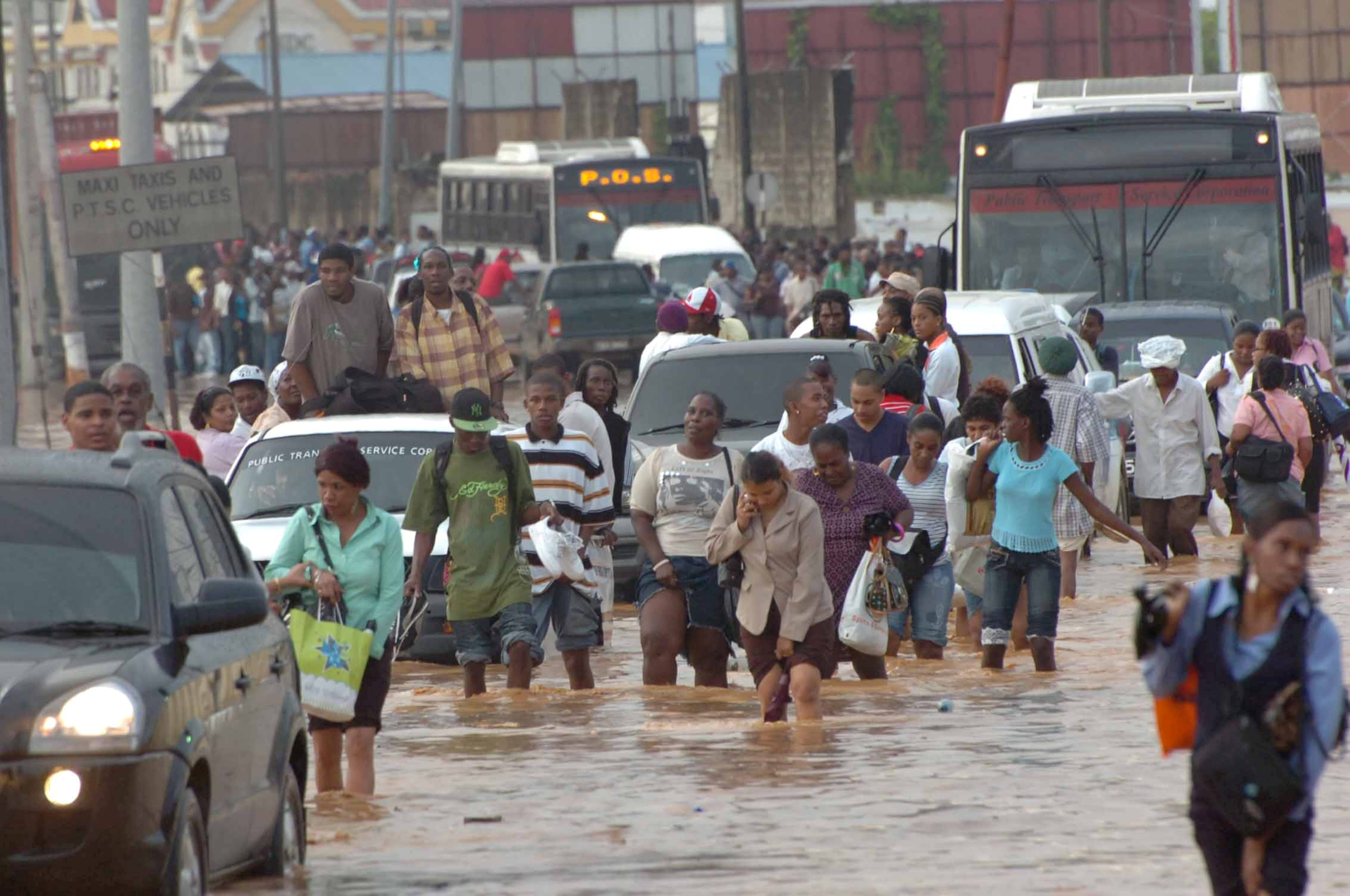 Caribbean Apprehensive As Dangers Of Climate Change