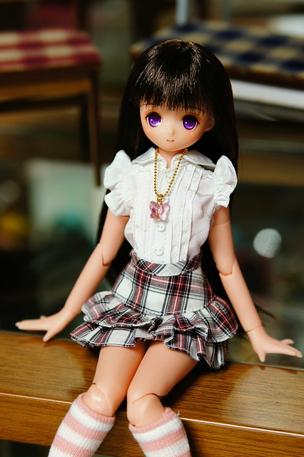 obitsu custom head girl