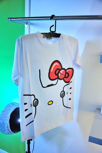 ROBOT KITTY未來樂園 記念T恤