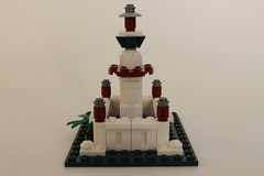 LEGO Master Builder Academy Invention Designer (20215) - Spanish Fountain