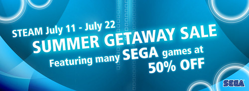 SEGA Steam Sale