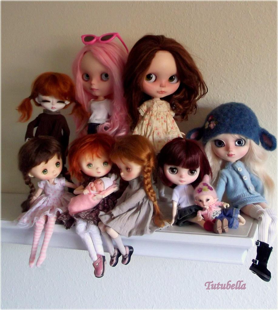 1/6 Doll - Magazine cover