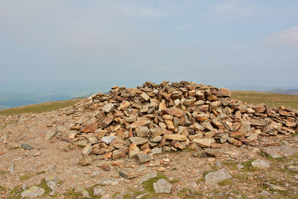 Summit of Grasmoor