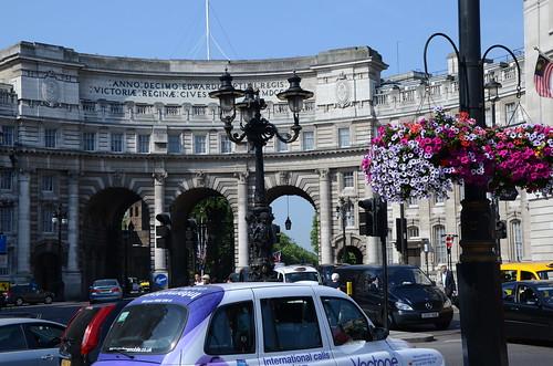 Admiralty Arch - Trafalgar Square