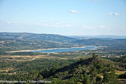 Albufeira da Barragem de Vilar - Portugal