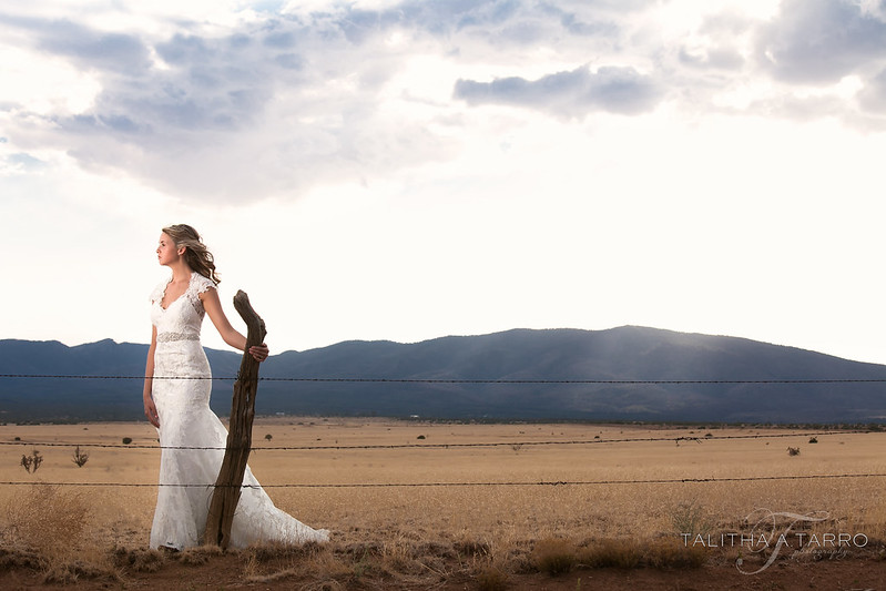 New Mexico Country Bridal