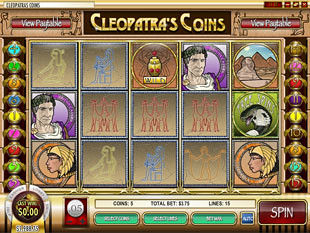 Cleopatra's Coins<