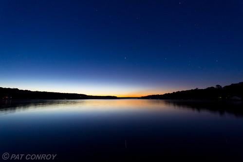 lake water sunrise canon stars landscape outdoors michigan 7d westmichigan stoneylake oceanacounty sigma1020mmf456 canoneos7d stoneylakemi