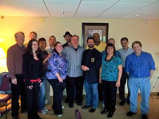 John Cerbone Class Picture - Mitchell Institute of Professional Hypnosis