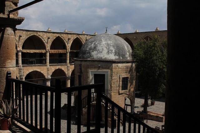 Lefkosia: antico caravanserraglio