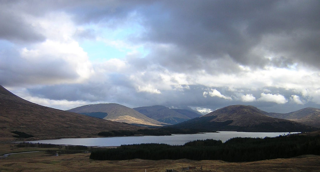 16. En algun lugar de las Highlands. Autor, Notfrancois