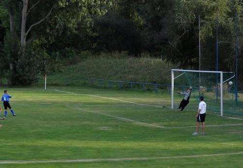 DSC03970 SV Merseburg-Meuschau v Eintracht Gröbers (Under-15)