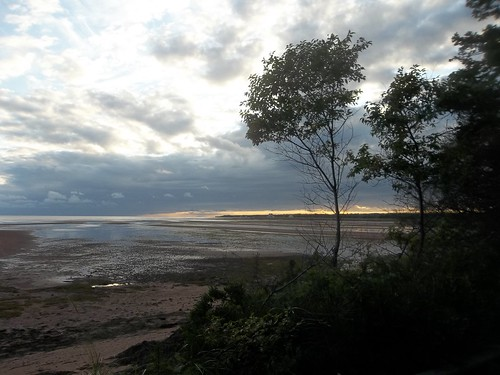 Low tide at Camp Buchan, Belfast, Prince Edward Island (1)