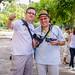 Eu e Francisco Cribari. by Thales Paiva
