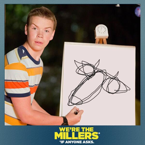 【電影影評】全家就是米家(We're The Millers)(幽默搞笑又火辣辣的公路喜劇)