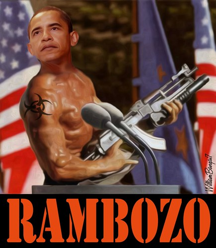 RAMBOZO by WilliamBanzai7/Colonel Flick