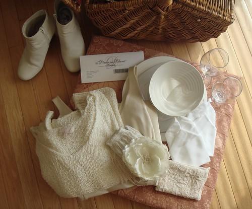 Diner En Blanc Kit