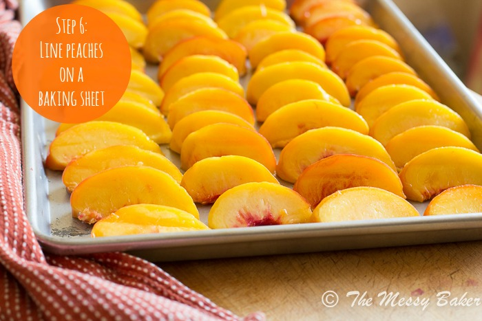 How To Freeze Peaches  www.themessybakerblog.com-8379