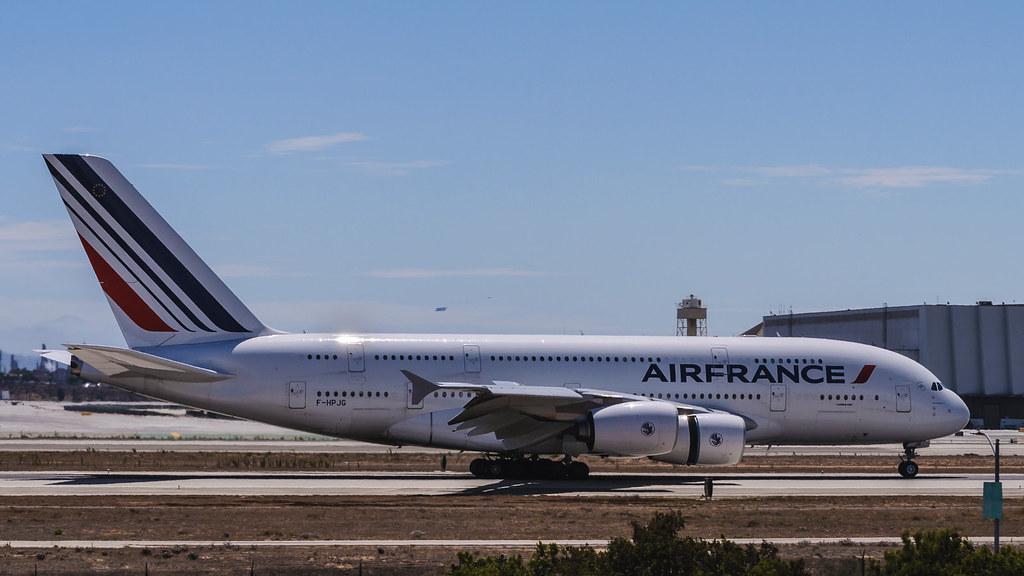 F-HPJG - A388 - Air France