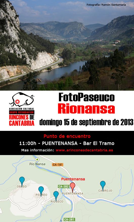 FotoPaseuco Rionansa