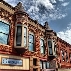Cool old building. #gentlemenoftheroad