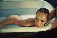 "Laura ""In The Tub'"