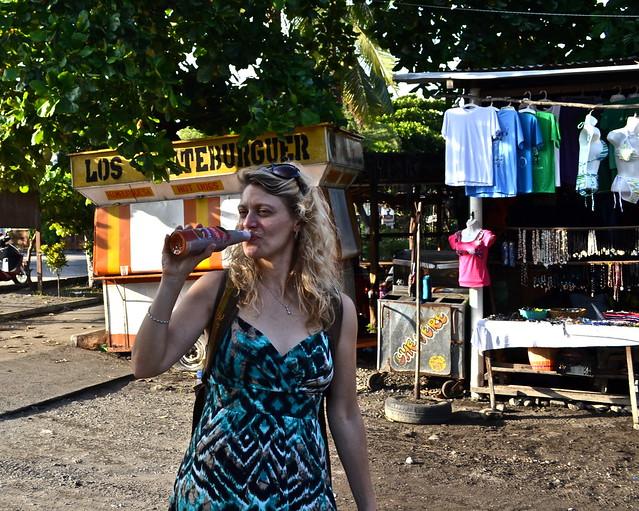 Michelada Draft - My Monterico Drink