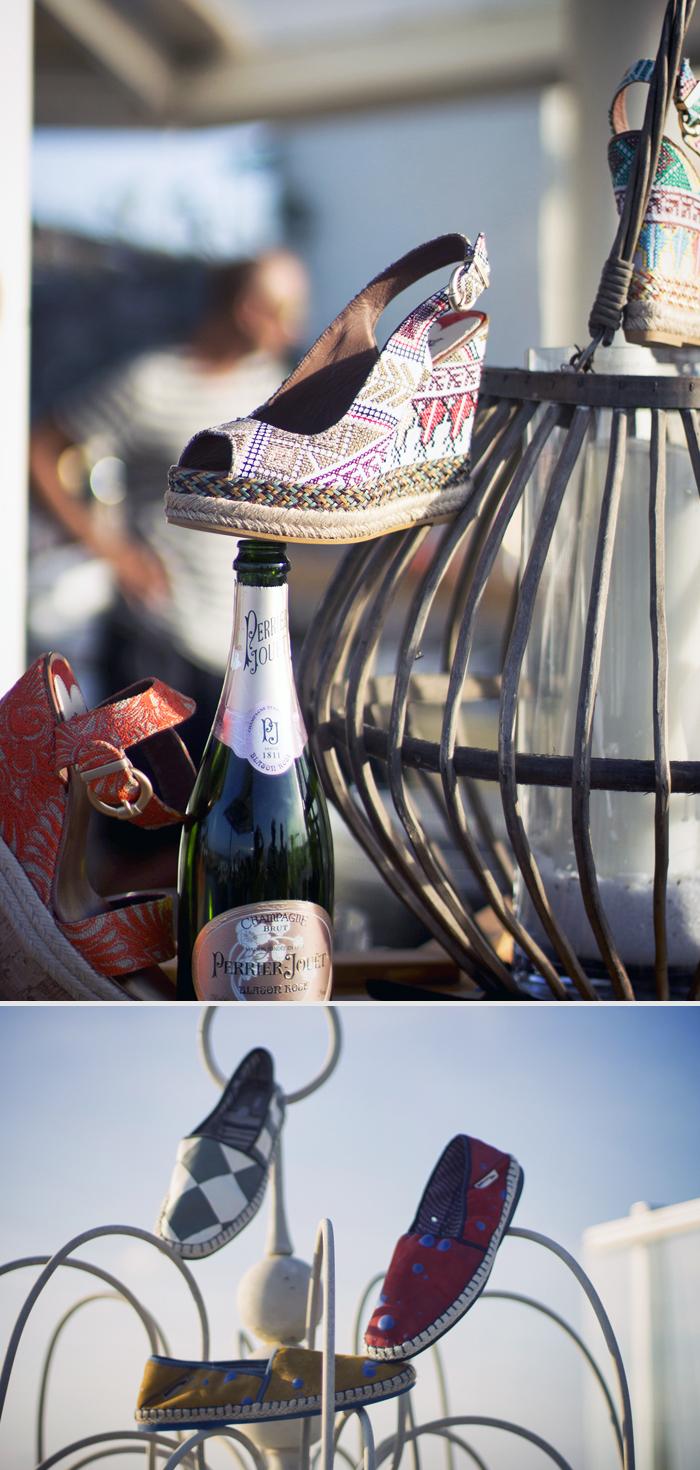 barbara crespo street style eivissa formentera fabi shoes weekender